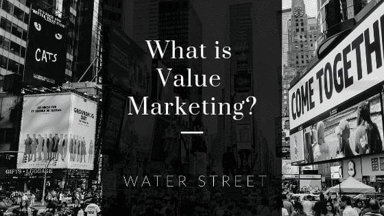 What is Value Marketing Blog Post Image