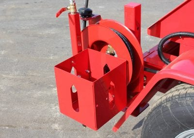 Hose-reel-for-the-Falcon-spray-system-reel-close-up